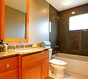 Kitchen and Bathroom Renovations in the Annex