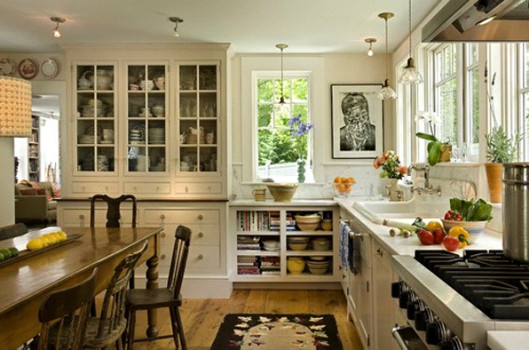 Farmhouse Kitchens