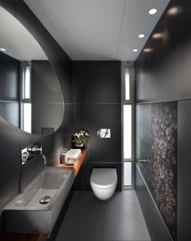 Jordan Furniture's Bathroom Design