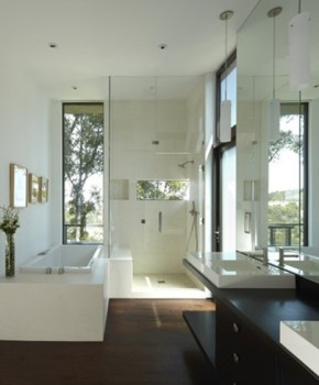 Griffin Enright Architects Bathroom Design