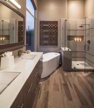 Friedman And Shields Bathroom Design