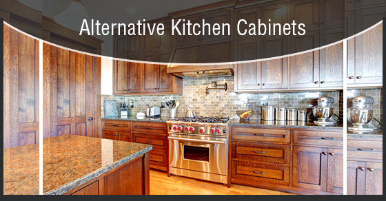 Kitchen Cabinet Alternatives