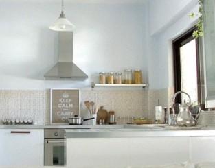 Clean & Bright Kitchen