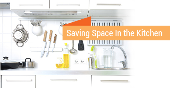 Space Saving Kitchen