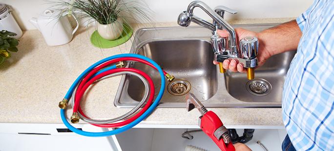 Kitchen & Bathroom Plumbing