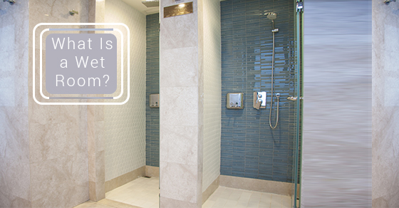 What is a wet room avonlea renovations blog for What s a wet room