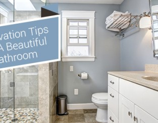 Renovation Tips For Bathroom