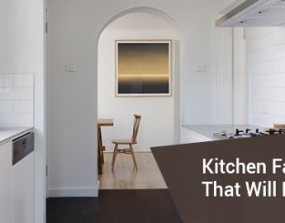 Kitchen Fads That Will Fade