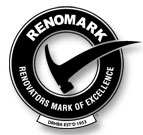 Renomark Renovators Mark of Excellence