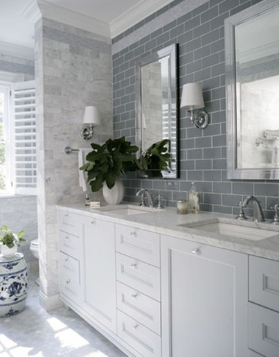 Heather Garrett Bathroom Design