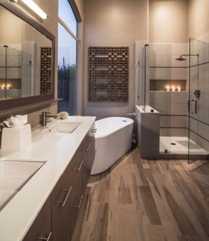 Friedman And Shields Bathroom Design