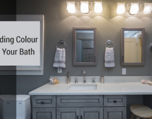 Remodeling Baths With Colour Combinations