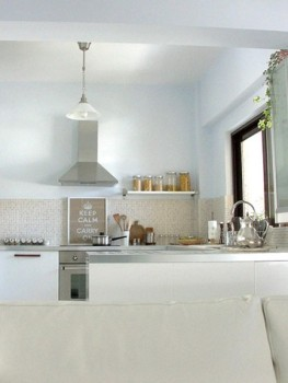 Clean & Bright Kitchen