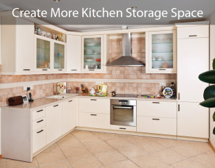 Kitchen Storage Space
