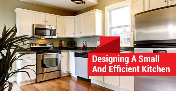 Designing Efficient Kitchen