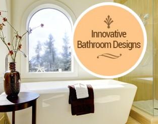 Innovative Bathroom Designs