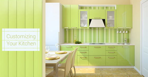 Customizing Your Kitchen