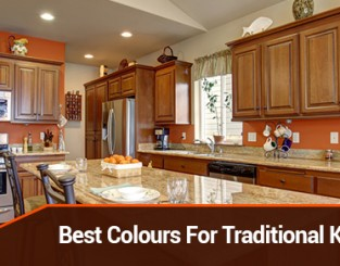 Best Colours For Traditional Kitchens