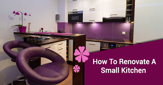 Renovating Small Kitchen