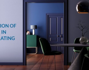 Cohesion Of Color In Decorating