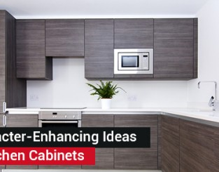 5 Character-Enhancing Ideas For Kitchen Cabinets