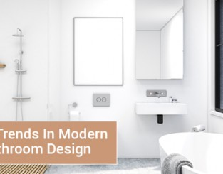 New Trends In Modern Bathroom Design