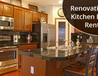 Renovating The Kitchen In Your Rental