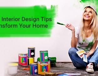 Smart women with her own interior designing tricks
