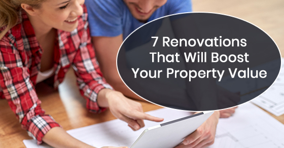 Renovation ideas for your property