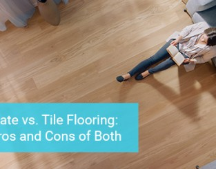 Laminate vs. Tile Flooring: The Pros and Cons of Both