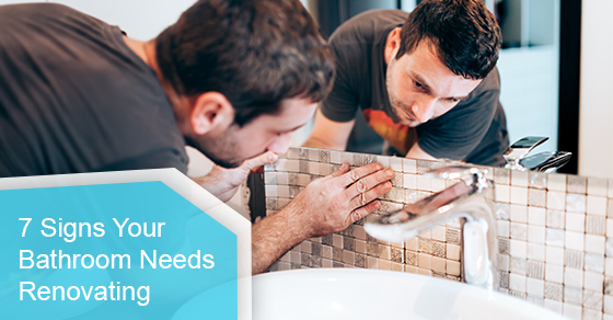 Signs that tell us your bathroom needs renovation